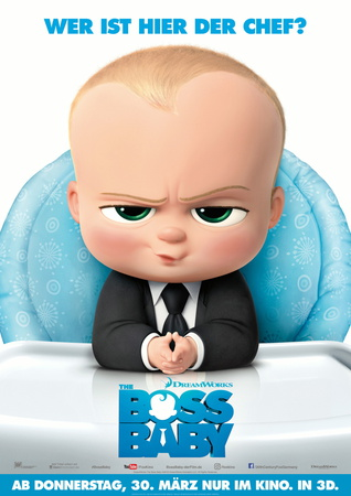 The Boss Baby (97 Min – FSK: ab 6J.)