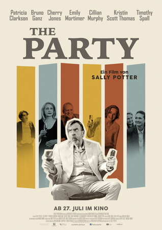 The Party (71 Min – FSK: ab 12 J.)
