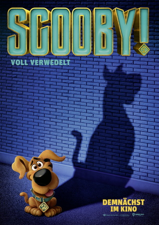 Scooby! Voll verwedelt (95 Min – FSK: ab 6J.)