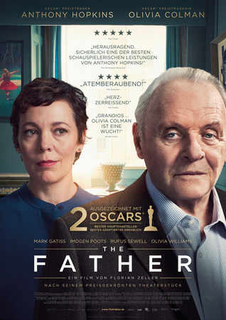 The Father (98 Min – FSK ab 6J.)